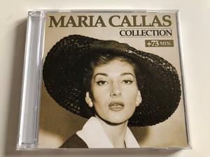 Maria Callas – Collection / +73min. / The Collection Audio CD 1994 / COL062