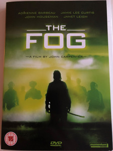 The Fog DVD 1979 / Directed by John Carpenter / Starring: Adrienne Barbeau, Jamie Lee Curtis, John Houseman, Janet Leigh (5060116720808)