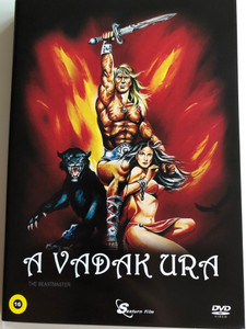 The Beastmaster DVD 1982 A Vadak Ura / Directed by Don Coscarelli / Starring: Marc Singer, Tanya Roberts, Rip Torn (5999884099109)