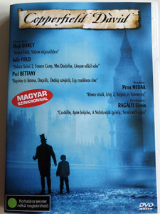 David Copperfield DVD 2000 Copperfield David / Directed by Peter Medak / Starring: Hugh Dancy, Sally Field, Paul Bettany (5999551921238)