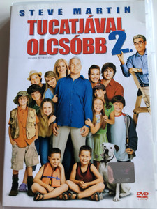 Cheaper by the Dozen 2. DVD Tucatjával Olcsóbb 2. / Directed by Adam Shankman / Starring: Steve Martin, Eugene Levy, Bonnie Hungt, Piper Perabo, Hilary Duff (5996255720709)