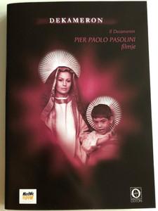 Il Decameron DVD 1971 Dekameron / Directed by Pier Paolo Pasolini / Starring: Franco Citti, Ninetto Davoli, Pier Paolo Pasolini (5999550201089)
