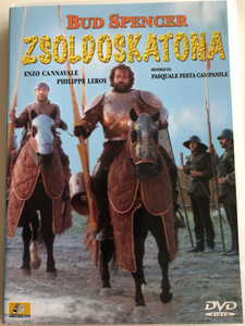 Il soldato di ventura DVD 1976 Zsoldos katona (Soldier of Fortune) / Directed by Pasquale Festa Campanile / Starring: Bud Spencer, Andréa Ferréol, Philippe Leroy (5999545560191.)
