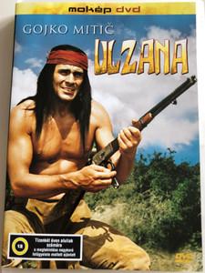 Ulzana DVD 1974 / Directed by Gottfried Kolditz / Starring: Gojko Mitič, Renate Blume, Rolf Hoppe (5996357331889)