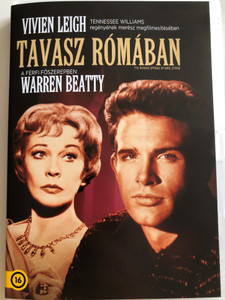The Roman Spring of Mrs. Stone DVD 1961 Tavasz Rómában / Directed by Jose Quintero / Starring: Warren Beatty, Vivien Leigh (5996514012057)