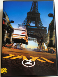 Taxi 2 DVD 2000 / Directed by Gerard Krawczyk / Starring: Samy Naceri, Frederic Diefenthal, Marion Cotillard, Emma Sjöberg (5999075603726)