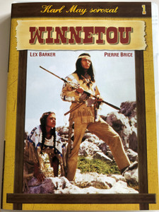 Winnetou DVD Karl May Sorozat 1 / Directed by Harald Rein / Starring: Lex Barker, Pierre Brice (5999883047934)