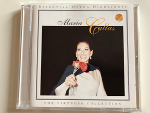 Maria Callas - The Virtuoso Collection / Essential Opera Highlights / Penny Audio CD 1995 / PNCD 0101