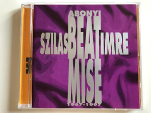 Abonyi Beat Mise - Szilas Imre ‎/ Bar-Kov Kft. ‎Audio CD 1997 / BAR-CD 001