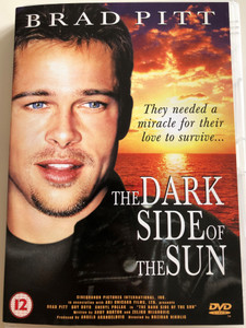 The Dark Side of the Sun DVD 1988 / Directed by Božidar Nikolić / Starring: Brad Pitt, Guy Boyd, Cheryl Pollak (5014293112956)