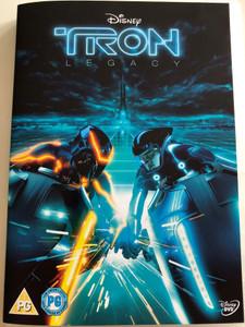 Tron: Legacy DVD 2010 / Directed by Joseph Kosinski / Starring: Jeff Bridges, Garrett Hedlund, Olivia Wilde, Bruce Boxleitner, Michael Sheen, James Frain, Beau Garrett / Disney (8717418297312)