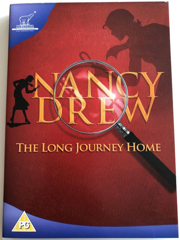 Nancy Drew - The Long Journey Home DVD 1995 / Starring: Tracy Ryan, Jhene Erwin, Joy Tanner / 4 Episodes on disc (5060009993555)