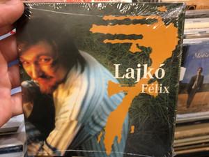 Lajkó Félix – 7 / Tilos Az Á Produkció Audio CD 2004 / CDA 003