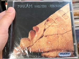 Makám ‎– Közelítések - Approaches / Composed By: Zoltán Krulik / Hungaroton Classic Audio CD 1999 Stereo / HCD 18241