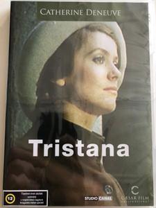 Tristana DVD 1970 Tristana / Directed by Luis Buñuel / Starring: Catherine Deneuve, Fernando Rey, Franco Nero (5999554701165.)