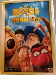 The magic roundabout DVD 2005 A bűvös körhinta / Directed by Dave Borthwick, Jean Duval, Frank Passingham / Starring: Tom Baker, Jim Broadbent, Joanna Lumley, Ian McKellen, Kylie Minogue (5999544151475)