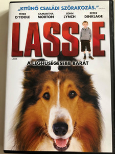 Lassie DVD 2005 / Directed by Charles Sturridge / Starring: Jonathan Mason, Peter O'Toole, Samantha Morton, John Lynch (5996514005486)