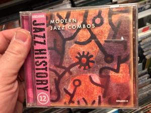 Modern Jazz Combos / Jazz History 12 / Hungaroton Audio CD 2003 / HCD 71157