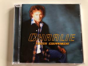 Charlie – Fűszer Cseppenként / Magneoton Audio CD 1998 / 3984-25349-2