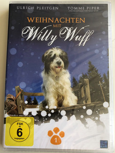 Weihnachten mit Willy Wuff 1. DVD 1994 Christmas with Willy Wuff / Directed by Maria Theresia Wagner / Starring: Ulrich Pleitgen, Gisela Schneeberger, Gruschenka Stevens (4260131127618)