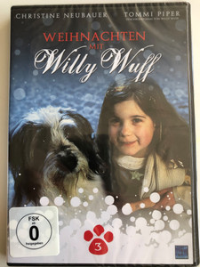 Weihnachten mit Willy Wuff 3. DVD 1997 Christmas with Willy Wuff 3. / Directed by Maria Theresia Wagner / Starring: Christine Neubauer, Tommi Piper, (4260131127632)