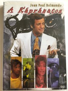 La magnifique DVD 1973 A Káprázatos / Directed by Philippe de Broca / Starring: Jean Paul Belmondo, Jacqueline Bisset, HanMEyer, Vittorio Capriolis (5996051840403)