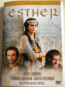 The Bible - Esther DVD / Directed by Raffaele Mertes / Starring: Louise Lombard, F. Murray Abraham, Jurgen Prochnow / Bible themed movie (5060070995304)