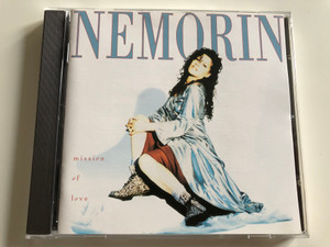 Nemorin - Mission of Love / Electrola Audio CD 1995 Stereo / 724383178421