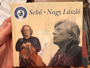 Sebő, Nagy László / Hangzó Helikon - Verseskötet CD melléklettel / Hungarian Poetry with audio CD (9789632088624)