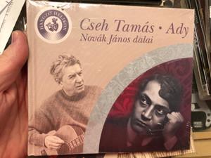 Cseh Tamás - Ady / Novák János dalai / Hangzó Helikon / Hungarian poems by Endre Ady / with Audio CD (9789632088914)