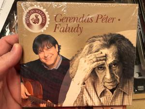 Gerendás Péter - Faludy / Hangzó Helikon 2006 / Hungarian poetry book with audio CD (9789632270616)