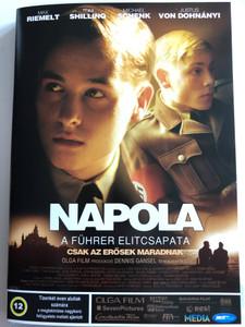 Napola – Elite für den Führer DVD 2004 A Führer Elitcsapata (Before the fall) / Directed by Dennis Gansel / Starring: Max Riemelt, Tom Schilling, Michael Schenk, Justus Von Dohnányi (5998133170439)