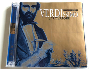 Verdissimo (1813-1901)- Il Trovatore / History 2x Audio CD 2000 / 205128-302