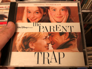 The Parent Trap / Original Soundtrack / Hollywood Records Audio CD 1998 / 4029758009123