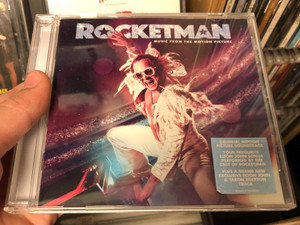Rocketman (Music From The Motion Picture) / Virgin EMI Records ‎Audio CD 2019 / CDV3231