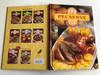 99 Pecsenye 33 színes ételfotóval by Lajos Mari, Hemző Károly / Gust-Art Stúdió / Aquila könyvkiadó 2006 / Hardcover / 99 Hungarian roast recipes with 33 color photos (9636795045)