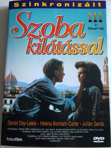 A Room With a View DVD 1985 Szoba kilátással / Directed by James Ivory / Starring: Daniel Day-Lewis, Helena Bonham-Carter, Julian Sands (5998282101896)
