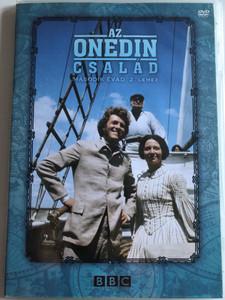 The Onedin Line DVD 1972 Az Onedin család / Season 2 - Disc 2 - Második évad 2. Lemez / Created by Cyril Abraham / Starring: Peter Gilmore, Anne Stallybrass, Jessica Benton, Howard Lang / UK television series (5996473003400)