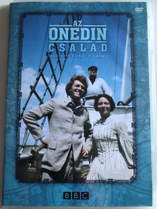 The Onedin Line DVD 1972 Az Onedin család / Season 2 - Disc 3 - Második évad 2. Lemez / Created by Cyril Abraham / Starring: Peter Gilmore, Anne Stallybrass, Jessica Benton, Howard Lang / UK series (5996473003417)