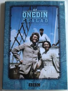 The Onedin Line DVD 1972 Az Onedin család / Season 2 - Disc 4 - Második évad 4. Lemez / Created by Cyril Abraham / Starring: Peter Gilmore, Anne Stallybrass, Jessica Benton, Howard Lang / BBC UK TV series (5996473003424)