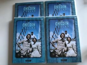 The Onedin Line SEASON 2 DVD SET 1972 Az Onedin család TELJES Második évad 4 Lemez / Created by Cyril Abraham / Starring: Peter Gilmore, Anne Stallybrass, Jessica Benton, Howard Lang / BBC UK TV series / 4DVD (OnedinDvdSet)
