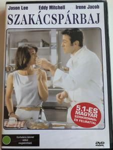 American Cuisine DVD 1998 Szakácspárbaj / Directed by Jean-Yves Pitoun / Starring: Jason Lee, Eddy Mitchell, Irène Jacob / Cuisine américaine (5999544560529)