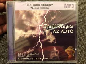 Az Ajtó by Szabó Magda / Hangos Regény MP3 / Hungarian language Audio BOOK - MP3 CD 2004 / Novel read by Kútvölgyi Erzsébet / Magyar széppróza / Titis Kft. (5999881487046)
