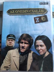 The Onedin Line Season 1 - Disc 2 DVD 1971 Az Onedin Család 2. / Created by Cyril Abraham / Starring: Peter Gilmore, Anne Stallybrass, Jessica Benton, Howard Lang / BBC UK TV series (5996473000676)