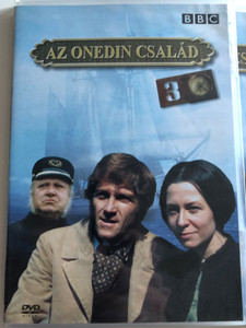 The Onedin Line Season 1 - Disc 3 DVD 1971 Az Onedin Család 3. / Created by Cyril Abraham / Starring: Peter Gilmore, Anne Stallybrass, Jessica Benton, Howard Lang / BBC UK TV series (5996473000683)