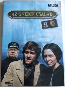 The Onedin Line Season 1 - Disc 5 DVD 1971 Az Onedin Család 5. / Created by Cyril Abraham / Starring: Peter Gilmore, Anne Stallybrass, Jessica Benton, Howard Lang / BBC UK TV series (5996473000706)