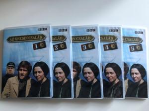 The Onedin Line Full Season 1 - 5x DVD 1971 Az Onedin Család Teljes 5. évad / Created by Cyril Abraham / Starring: Peter Gilmore, Anne Stallybrass, Jessica Benton, Howard Lang / BBC UK TV series (OnedinLineSE1-DVDSet)