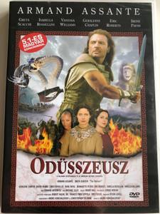 The Odyssey DVD 1997 Odüsszeusz / Directed by Andrei Konchalovsky / Starring: Armand Assante, Greta Scacchi, Isabella Rossellini, Vanessa Williams, Bernadette Peters (5999553601473)