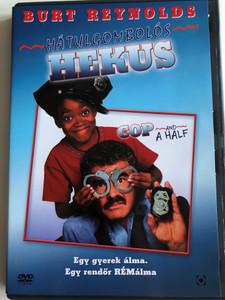 Cop and a Half DVD 1993 Hátulgombolós Hekus / Directed by Henry Winkler / Starring: Burt Reynolds, Ray Sharkey, Ruby Dee Norman, D. Golden II (5999544255678)