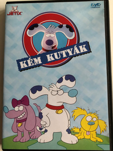 The Secret Files of the Spy Dogs DVD 1998 Kém Kutyák / Created by Jim Benton / Voices: Mary Kay Bergman, Jim Cummings, Michael Donovan, Jess Harnell, Charity James, Maurice LaMarche (5998329507575)